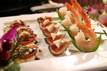 Hors d'oeuvres by Pepper's