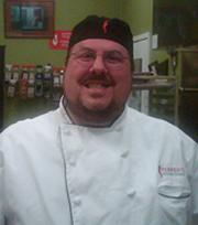 Chef Keith Desy