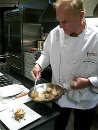 chef john at clark culinary