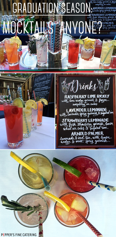 Graduation Season: Mocktails Anyone?