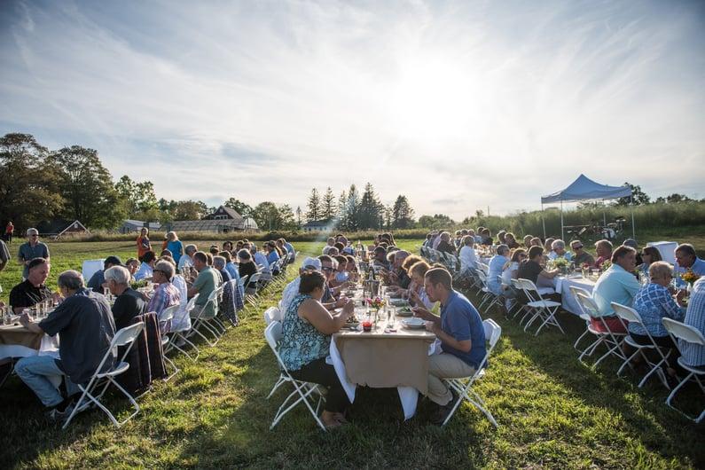 Farm to table indian head farm
