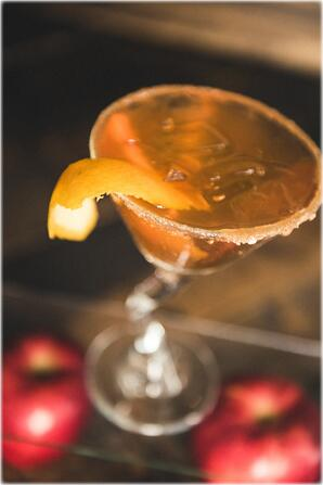 fall cocktail events