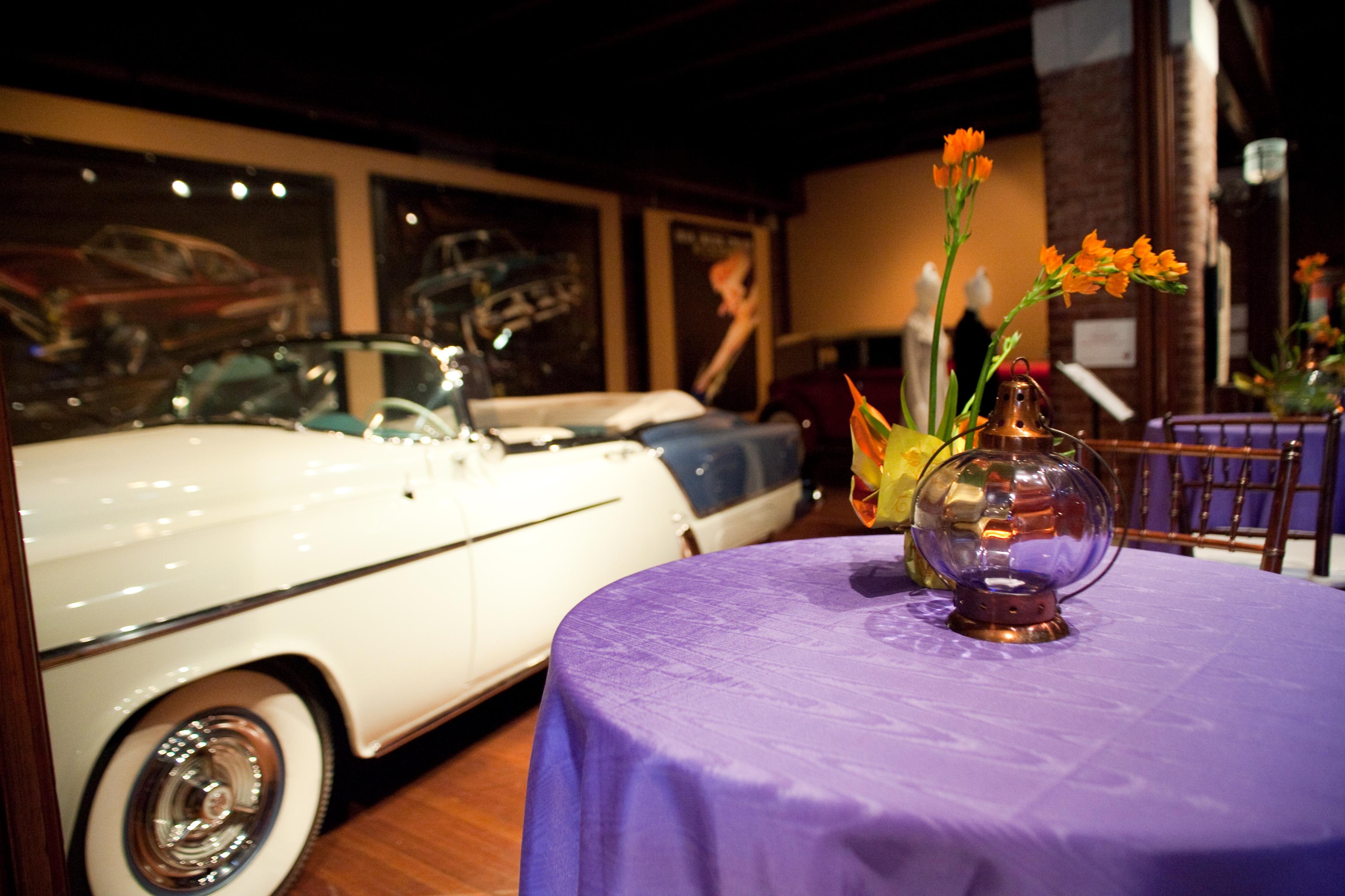 Larz Andereson Automobile Museum Events