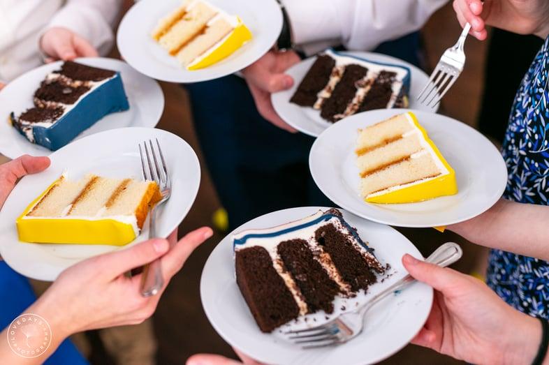 Bar Mitzvah Theatre Cake