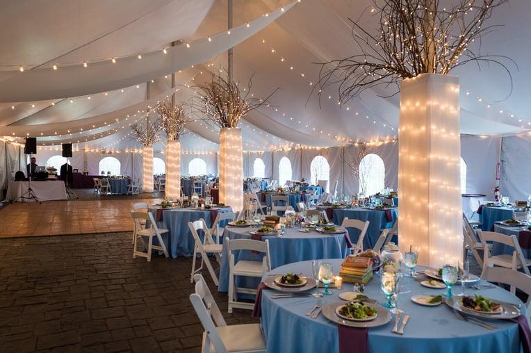 event catering five bridge inn