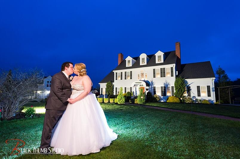 five bridge inn wedding