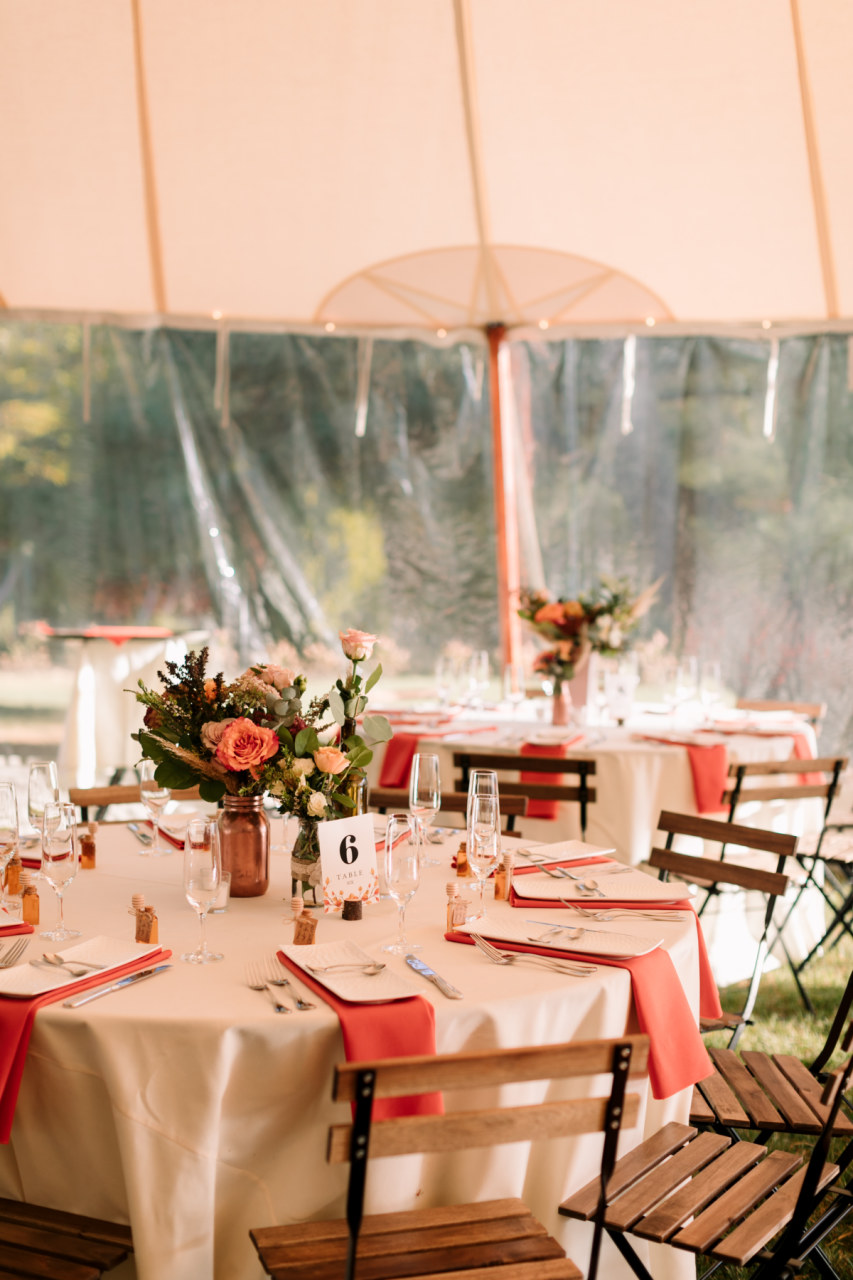 Weddings The Gardens at Uncanoonuc Mountain
