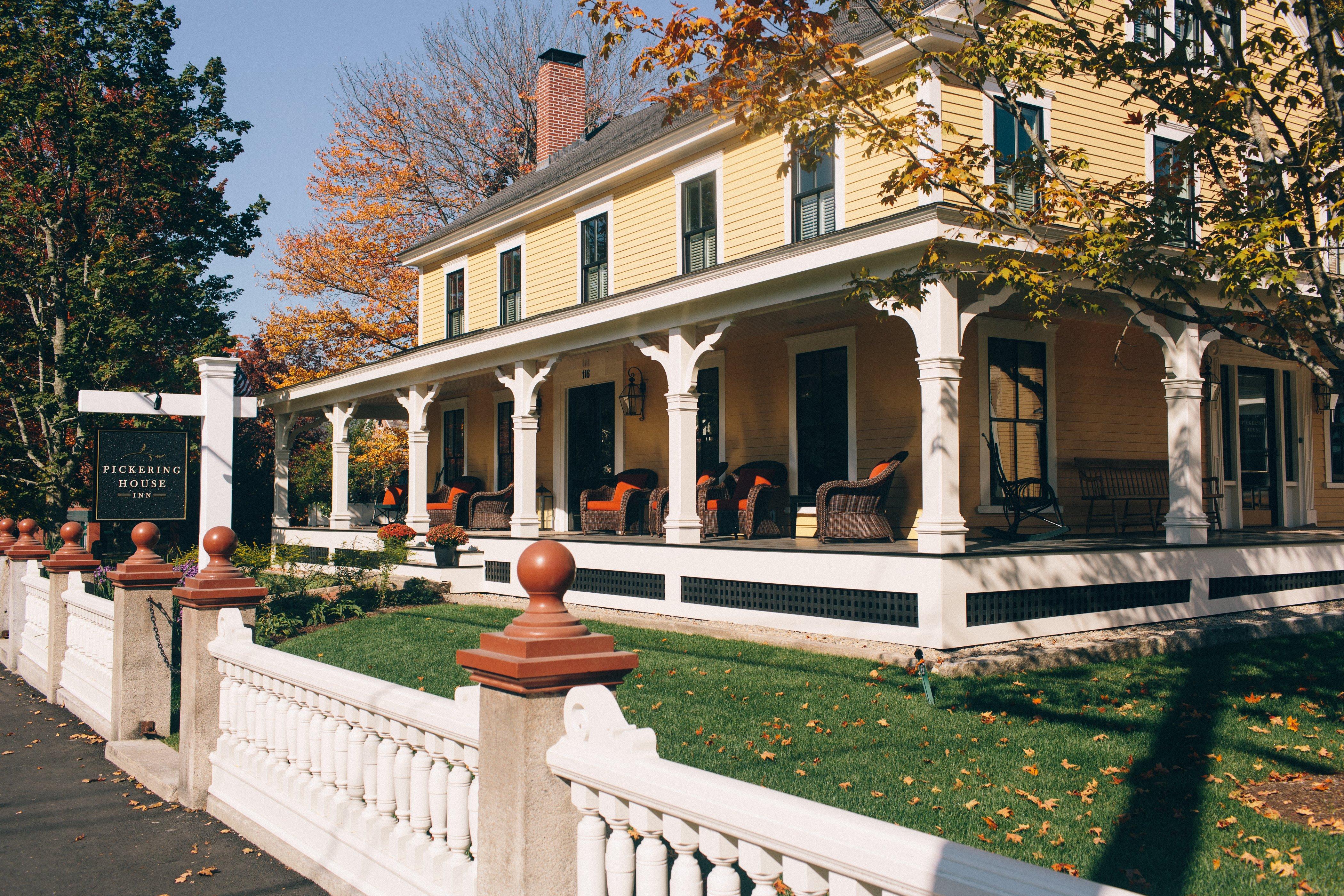 The pickering house inn