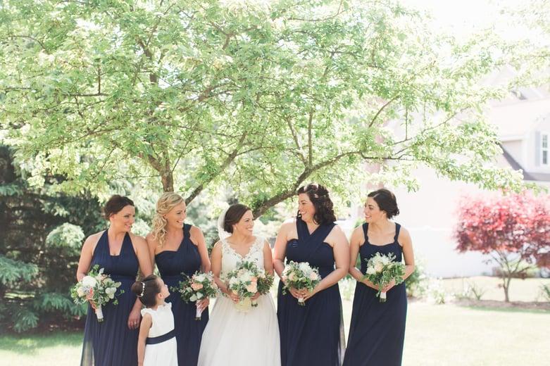 weddings gardens at elm bank