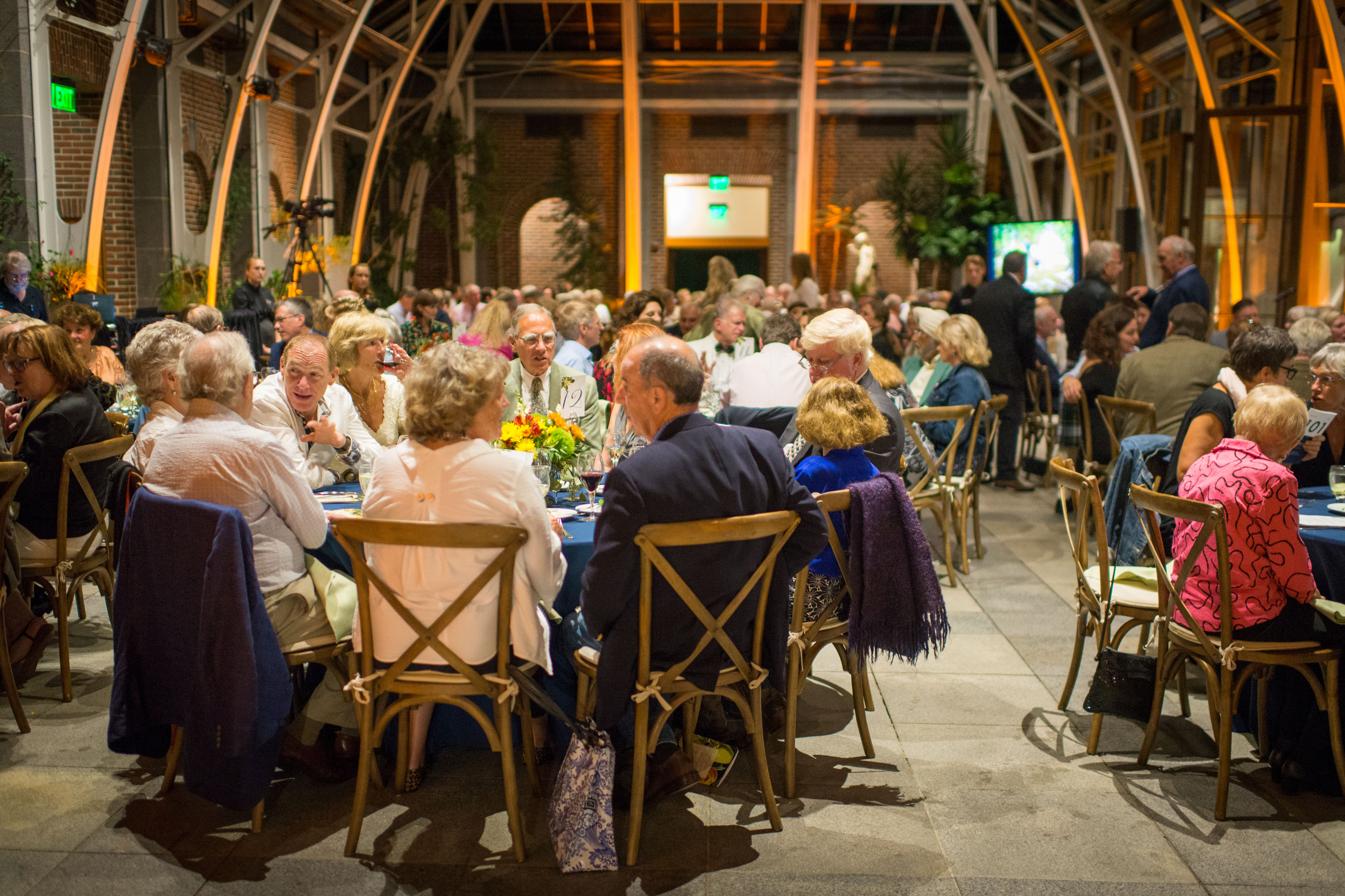 tower hill botanic garden corporate catering