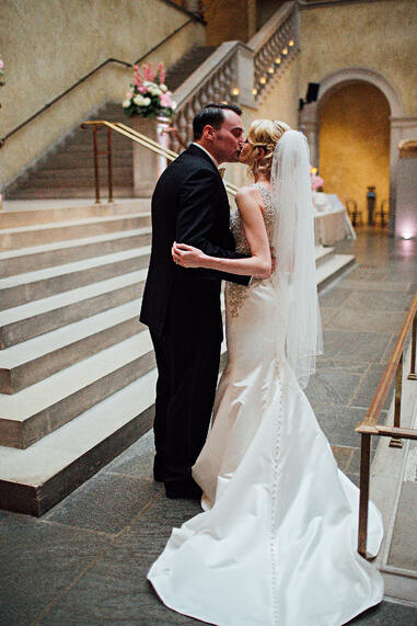 Weddings Worcester Art Museum