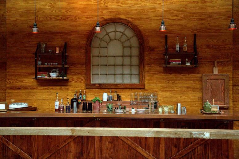 Boston Harbor Distillery Bar