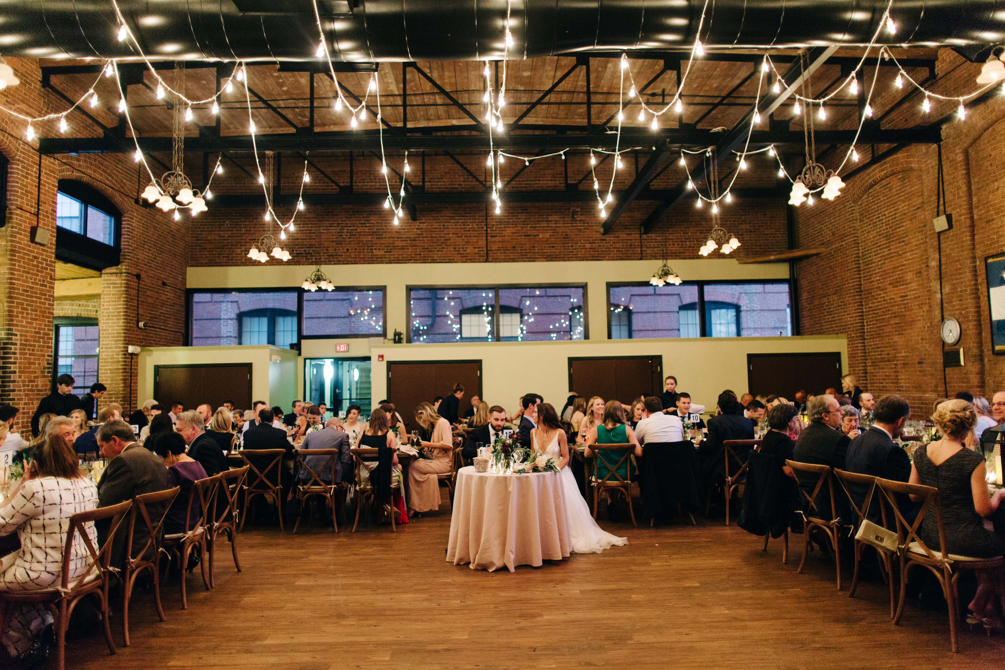 Charles River Museum Of Industry Weddings