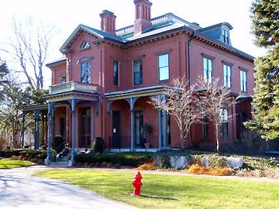 Commander's Mansion Event Venue