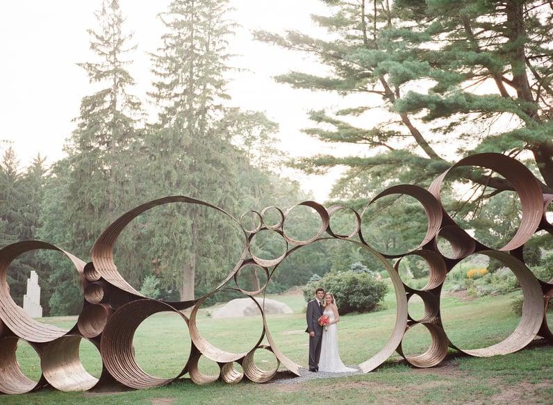 deCordova sculpture park weddings