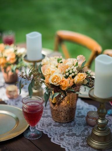 vintage weddings Asa Waters Mansion