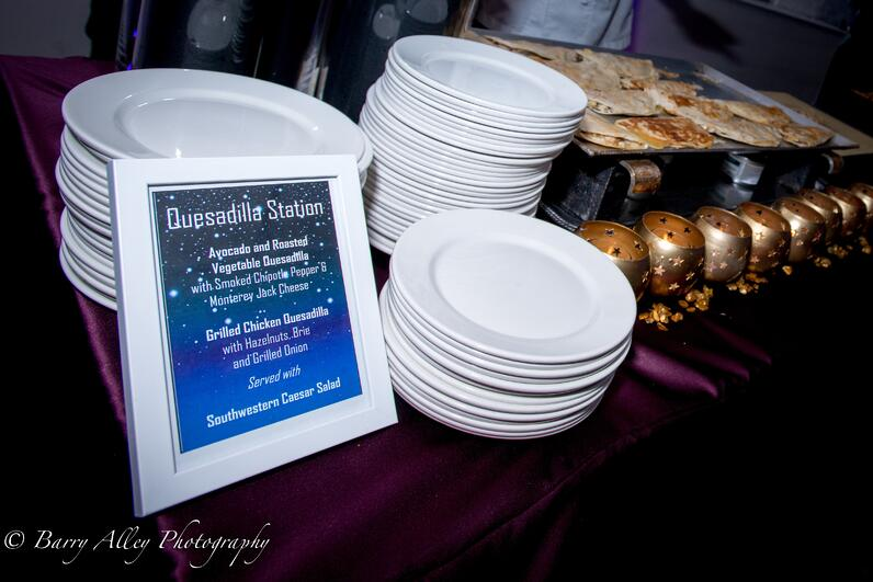 catering bat mitzvah