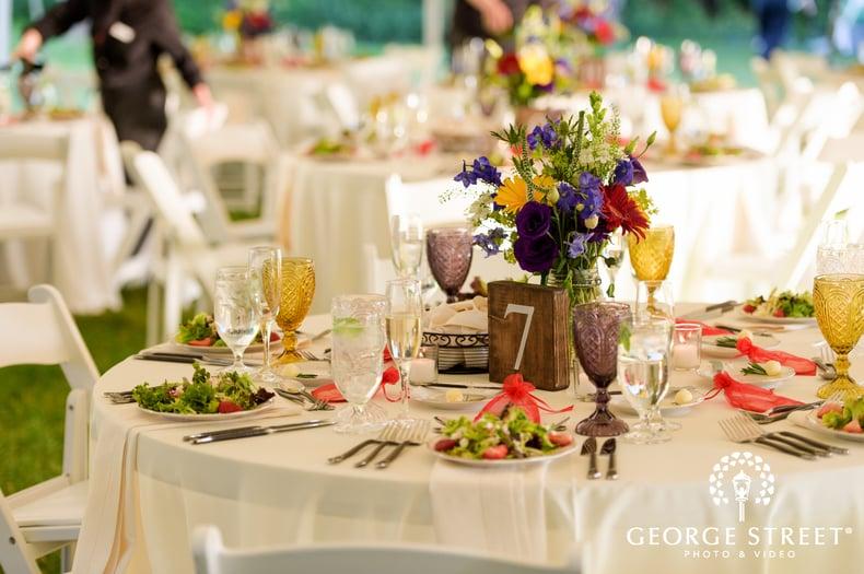 wedding connors center