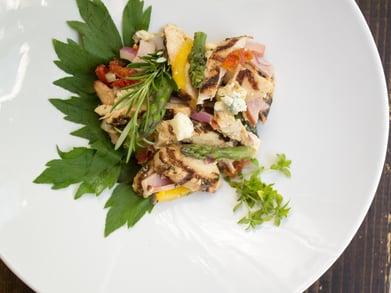 English Garden Chicken Salad catering