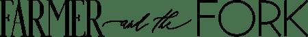 Farmer and Fork one line logo