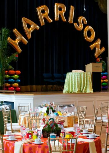 tuckerman hall catering birthdays
