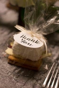 wedding tastings