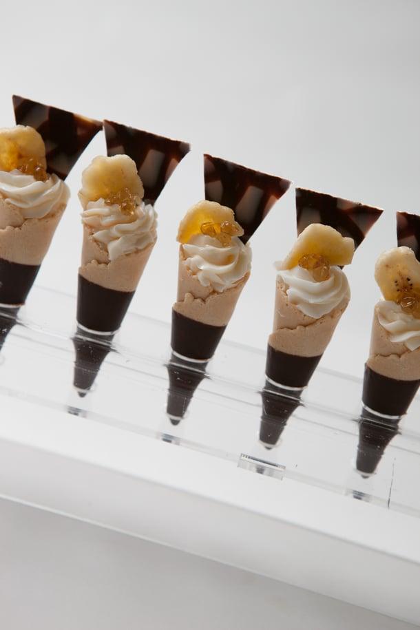 dessert cones