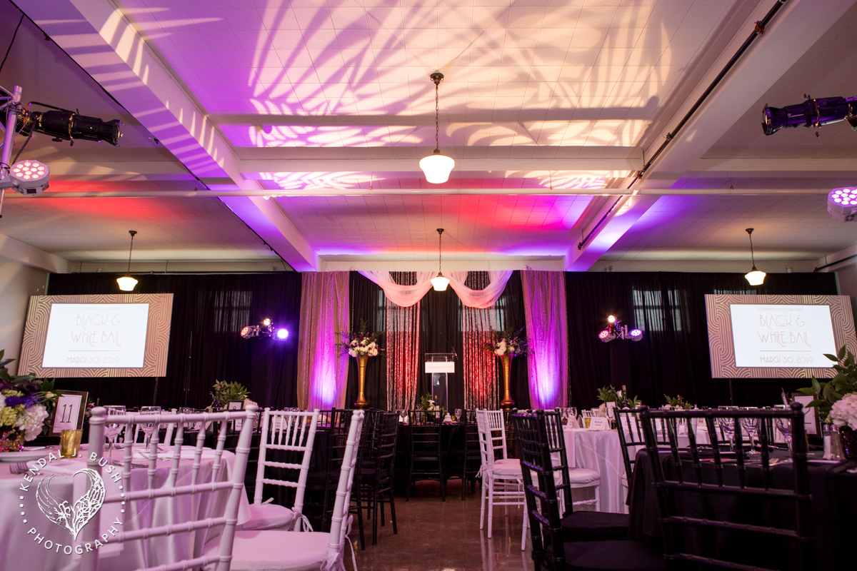 high end corporate and gala catering