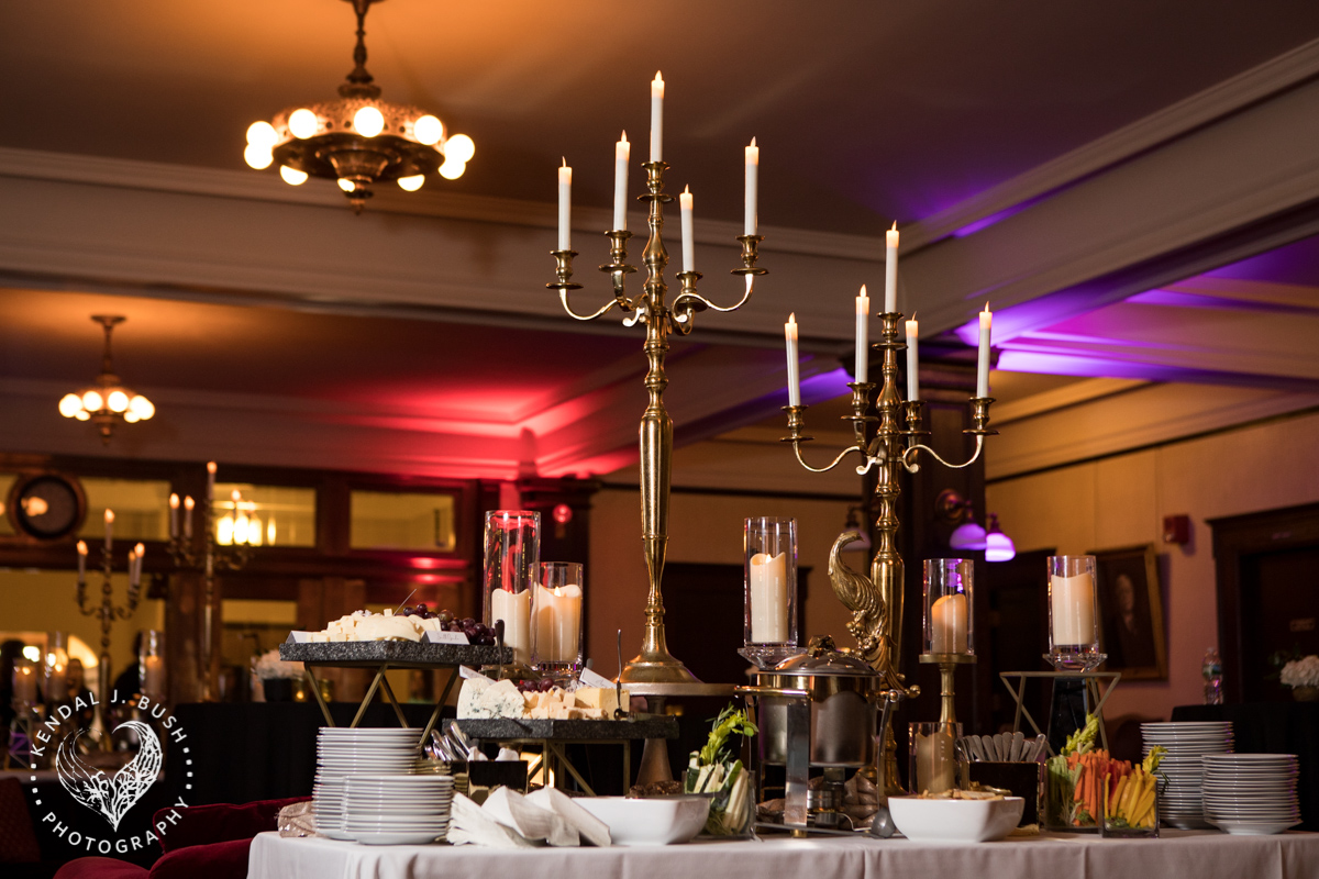 catering corporate and gala events