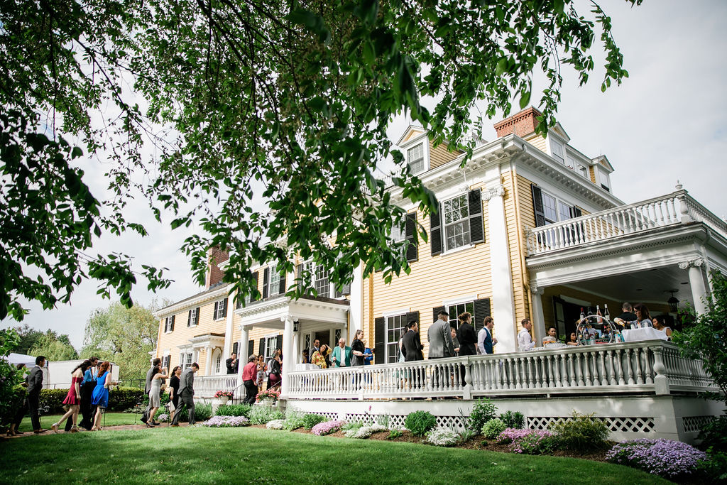 Pierce House Weddings