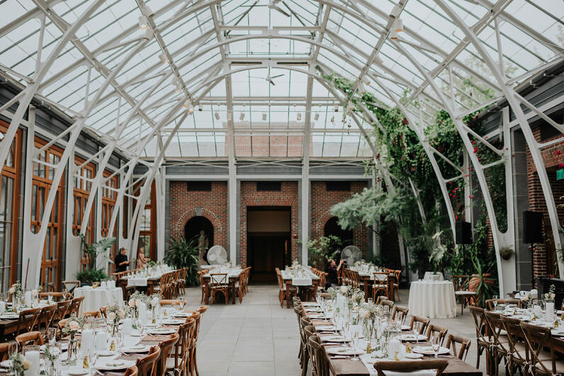 Tower Hill rustic wedding