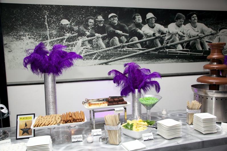Bar mitzvah catering