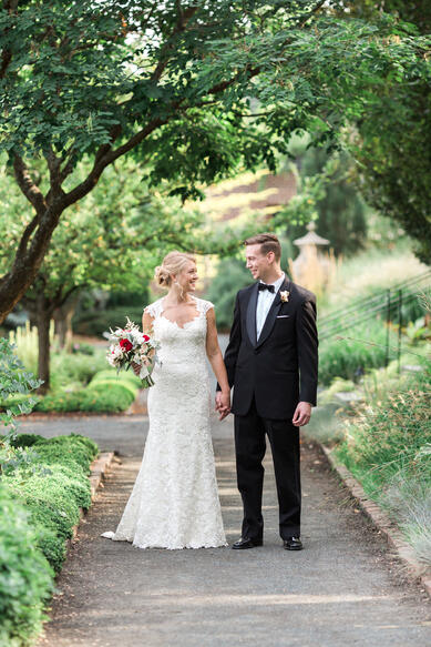 weddings tower hill botanic garden