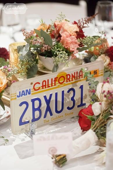 Larz Anderson Automobile Museum Wedding
