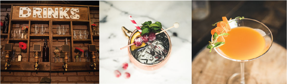 holiday drinks gallery