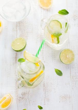 Signature Cocktail summer