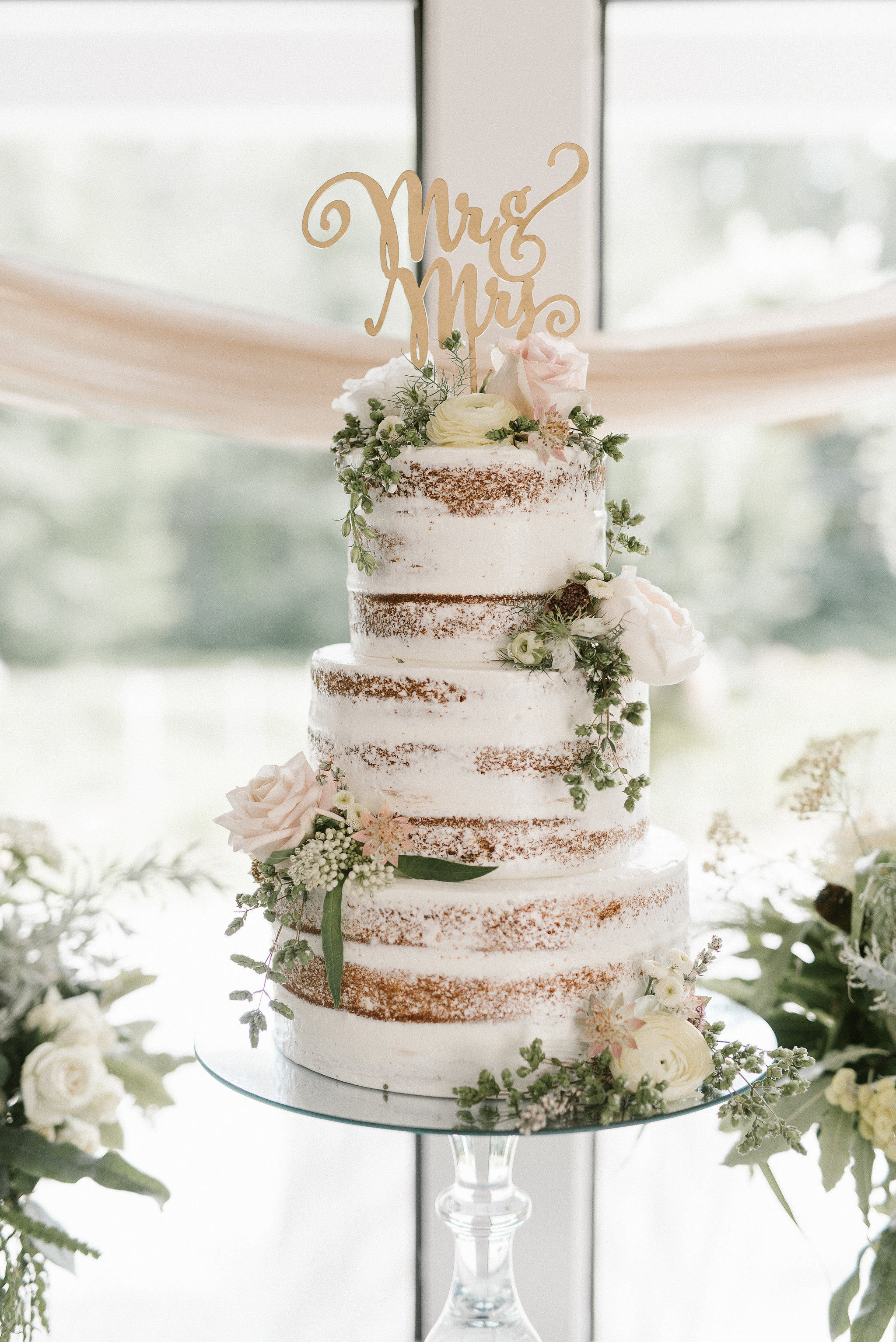 peppers artful events wedding cakes