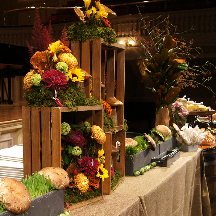 Corporate Catering and Design