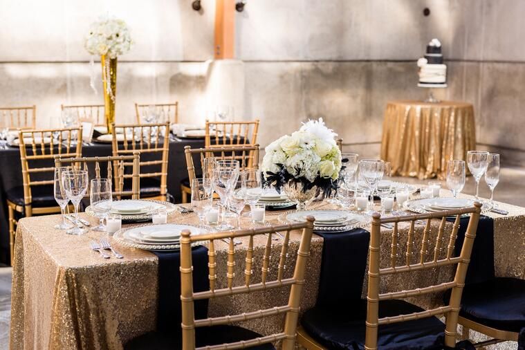 tower hill wedding catering