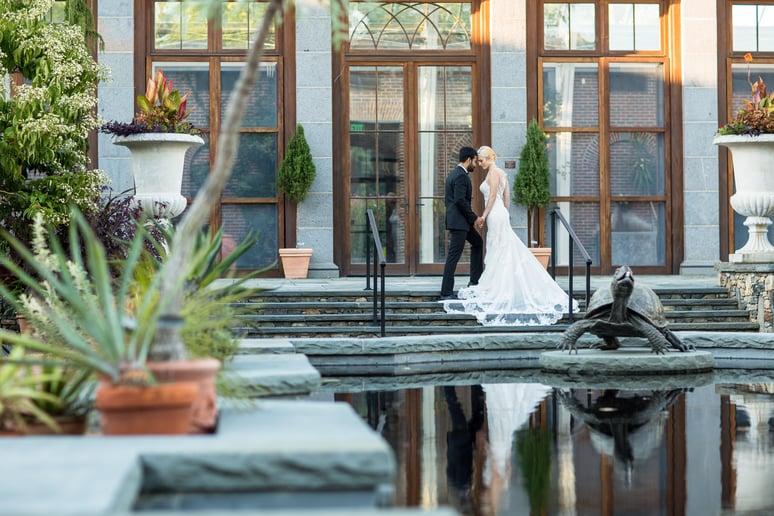 tower hill wedding