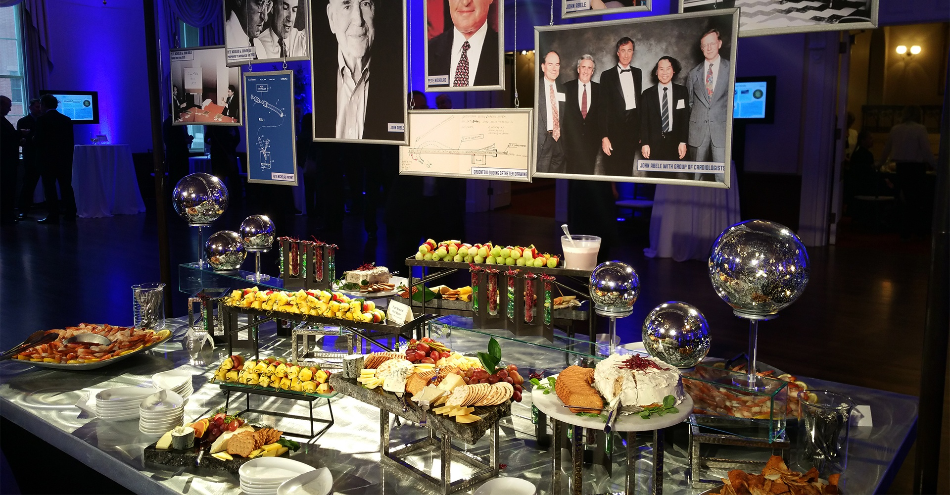 Corporate Caterers Event Planning Peppers