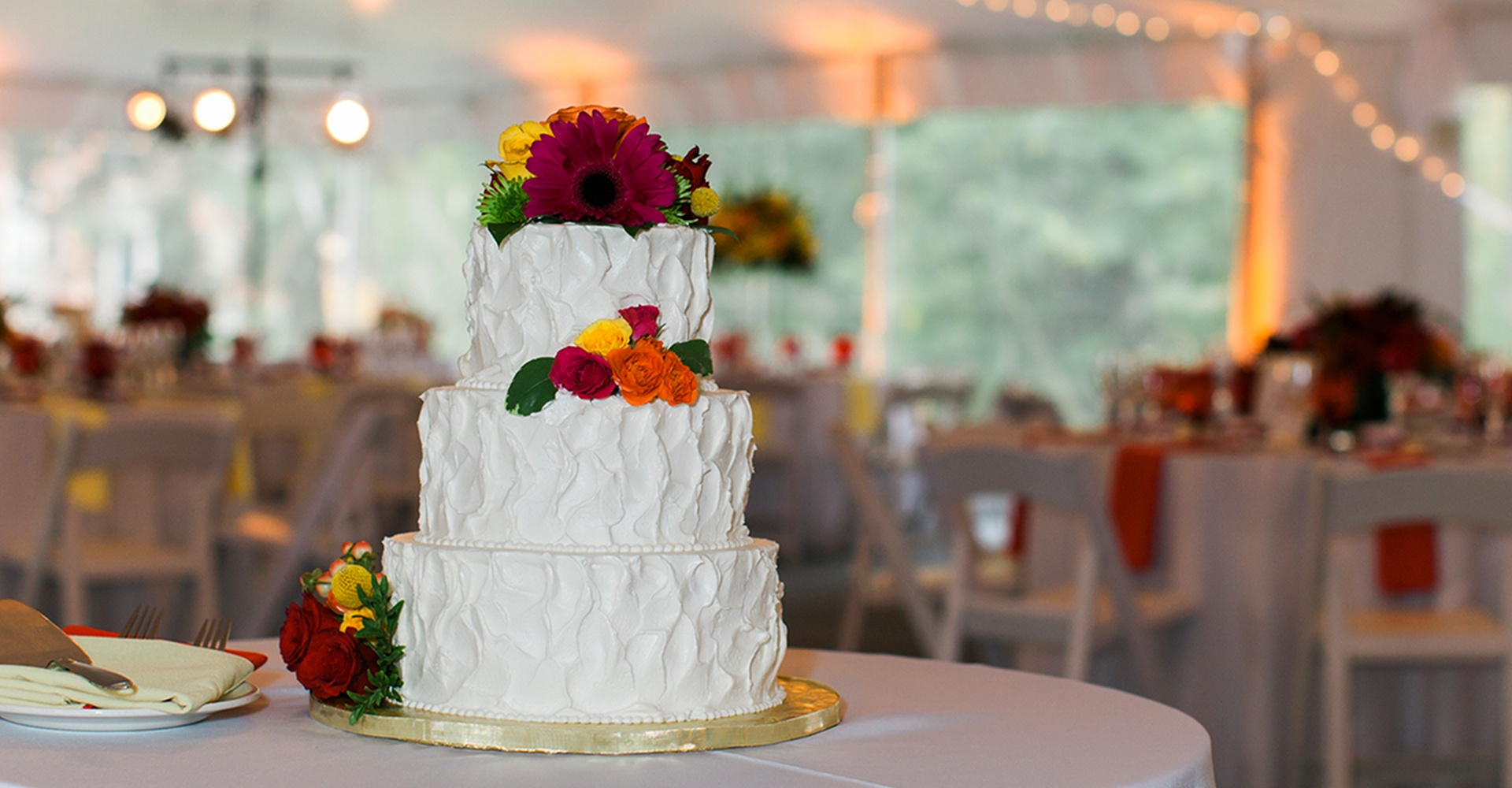 Wedding Catering Planning Cakes Peppers